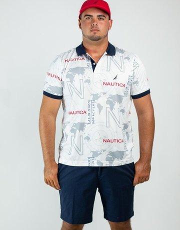 NAUTICA KR8413 SHIRTS MEN'S NAUTICA POLO