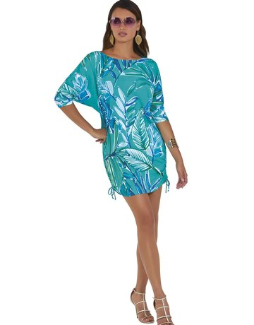 ROIDAL 606/04  GARA ROIDAL COVER UP DRESS