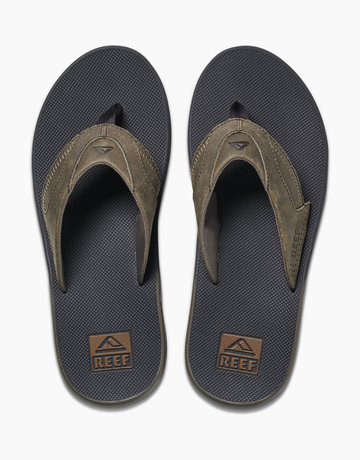 REEF CI2761 SANDALS MEN'S LEATHER FANNING