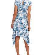 LA BLANCA LB1VC36 DRESS SHORT CAP SLEEVE LA BLANCA