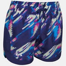 Under Armour Girl's Stunner Novelty Short
