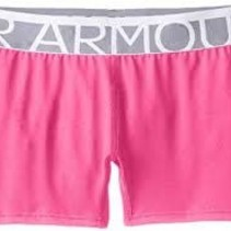"Under Armour Girl's 3"" Shorty"