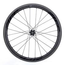 Zipp 303 Firecrest Carbon Clincher Rear Wheel, 700c, 24 Spokes, 10/11 Speed SRAM Cassette Body, 177, V3, Black Decal