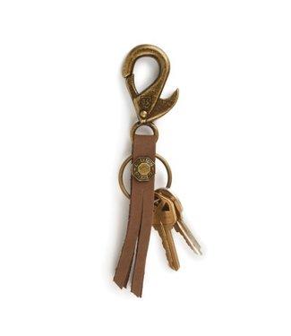 Brixton Poods II Key Chain