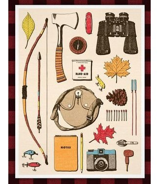 The Outdoorsman Print