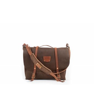 Goertzen Leather Messenger Bag