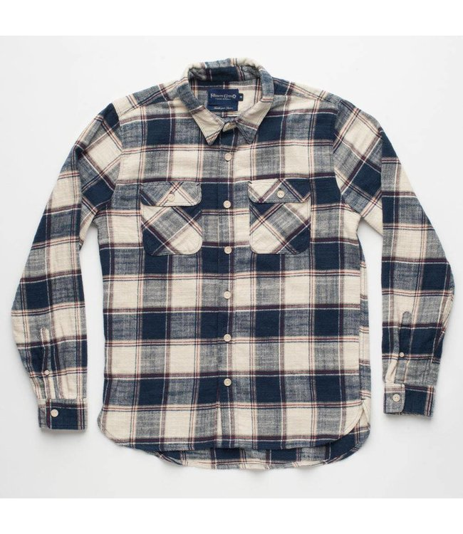 FreeNote Jepson - Navy Plaid