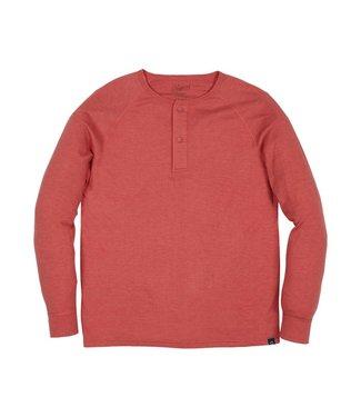 Grayers Chelsea Raglan Sleeve Double Knit Henley