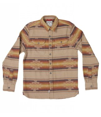 Iron & Resin Klamath Flannel Shirt