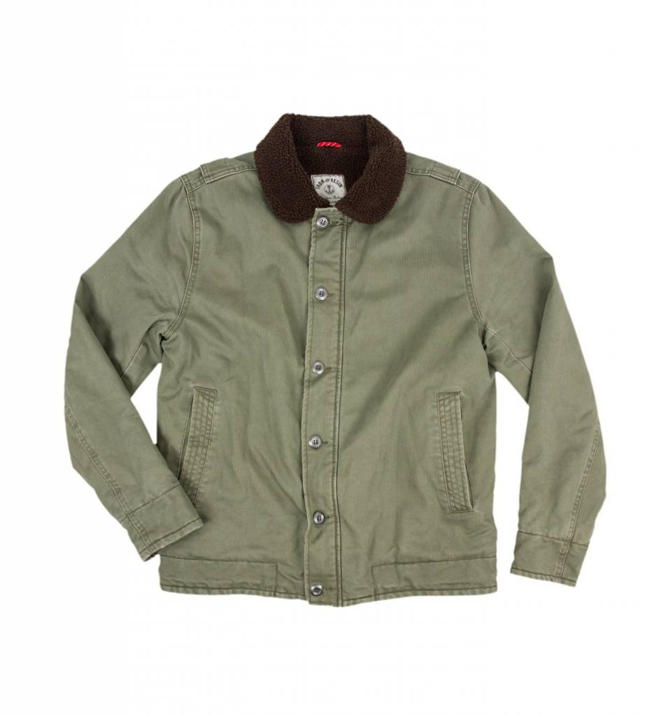 Iron Amp Resin Midway Jacket Montana Supply