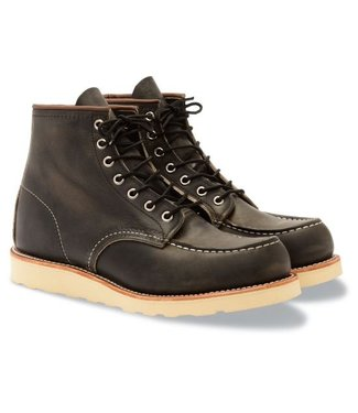 Red Wing Shoes Classic Moc - Charcoal