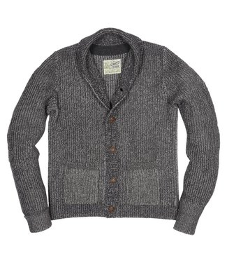 Grayers Belmont Plaited Cardigan Sweater
