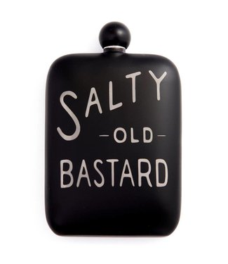 Salty Old Bastard Flask