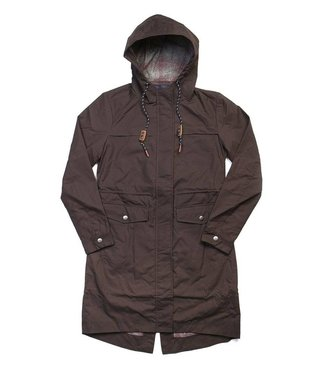 Bridge & Burn Cedar Waxed Coat - Women's
