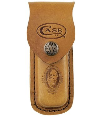 Case Medium Leather Knife Sheath
