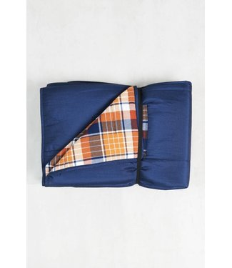 "United By Blue Plaid Quilted Bison Blanket - 50""x70"""