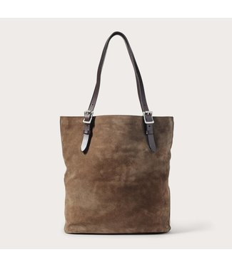 Filson Tall Rugged Suede Tote