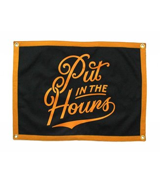 Put In The Hours Banner