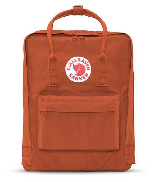 Fjallraven Kanken Bag - Brick