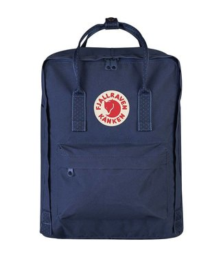 Fjallraven Kanken Bag - Royal Blue / Pin Stripe