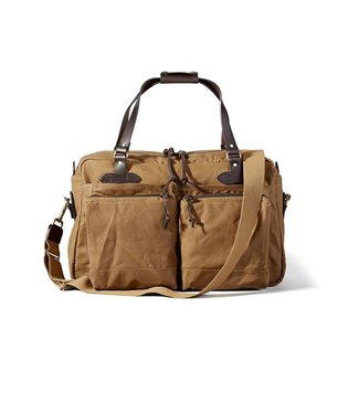 Filson 48 Hour Duffle - Dark Tan