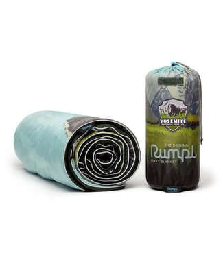 Rumpl Original Printed Puffy Blanket - Yosemite