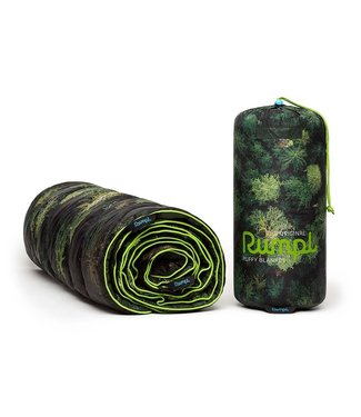 Rumpl Original Printed Puffy Blanket - Old Growth