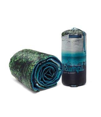 Rumpl Original Printed Puffy Blanket - White Sands
