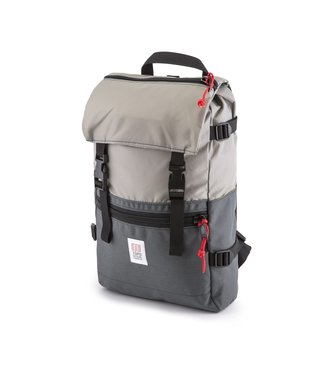 Topo Designs Rover Pack - Silver / Charcoal