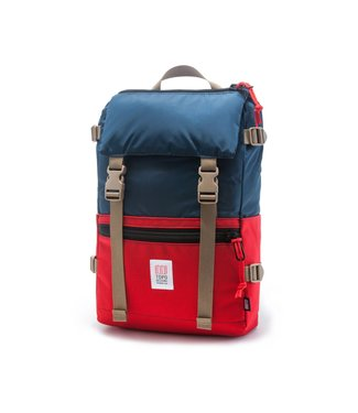 Topo Designs Rover Pack - Navy / Red