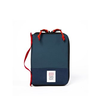 Topo Designs Global Case - Navy