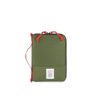 Topo Designs Global Case - Olive