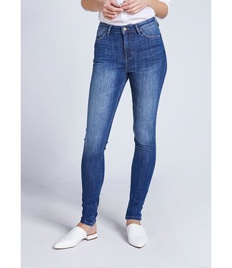 Dish High Rise Skinny - Heritage Blue