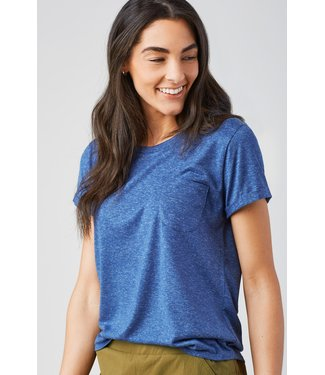 United By Blue Standard Pocket Tee - Blue