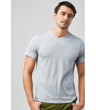 United By Blue Standard V-Neck - Grey