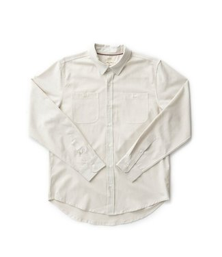 Bridge & Burn Winslow Flannel - Ivory Ticking