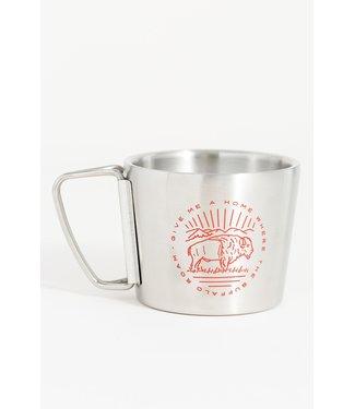 United By Blue Buffalo Roam Stainless Mug
