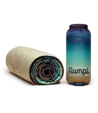 Rumpl Printed Down Puffy Blanket - Beach Fade