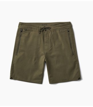 Roark Revival Layover Short - Military
