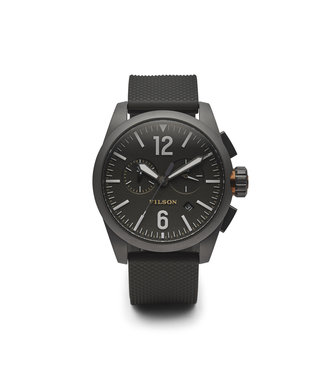 Filson Standard Issue Field Watch Chrono 43 - Black