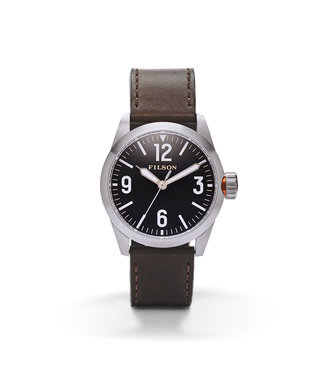 Filson Standard Issue Field Watch 41 - Black