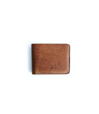 Loyal Stricklin Klein Wallet - Tobacco