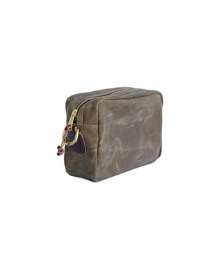 Loyal Stricklin Dopp Kit - Moss