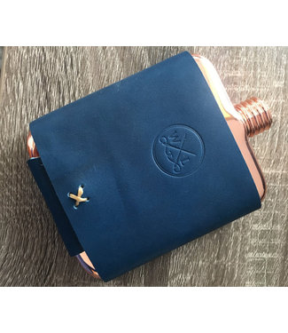Whiskey Leatherworks Clark Fork Flask