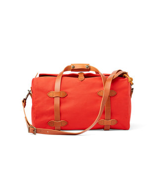 Filson Small Duffle Bag - Mackinaw Red