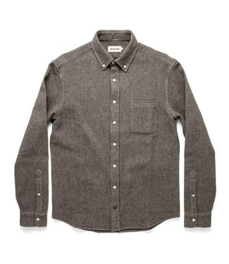 Taylor Stitch The Jack - Heather Ash Waffle