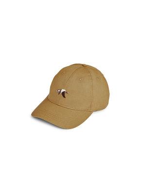 Filson Twill Low Profile Cap - Antique Gold