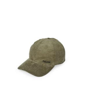 Filson Cord Low Profile Cap