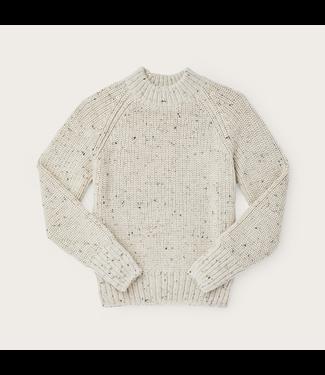 Filson Alpaca Wool Shaker Sweater - Women's