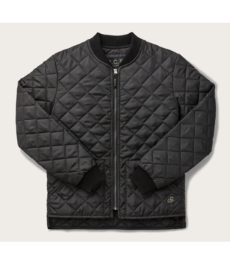 Filson CCF Quilted Utility Jacket - Black